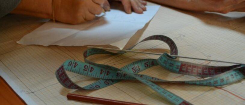 Набор на курс «Крой и шитьё лёгкой и верхней одежды».