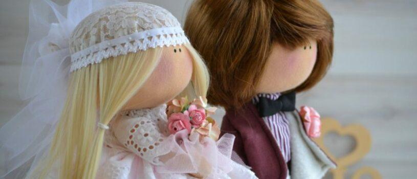 МастерКласс по шитью текстильной Куклы или Зайчика. 4 января (суббота) 2020 г.